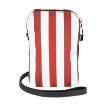 Load image into Gallery viewer, American Flag Crossbody Bag, Back | Pakapalooza