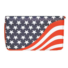 Load image into Gallery viewer, American Flag Wallet | Pakapalooza