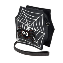 Load image into Gallery viewer, Spider Web Crossbody Bag | Pakapalooza
