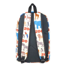 Load image into Gallery viewer, Zoo Animals Backpack | Pakapalooza