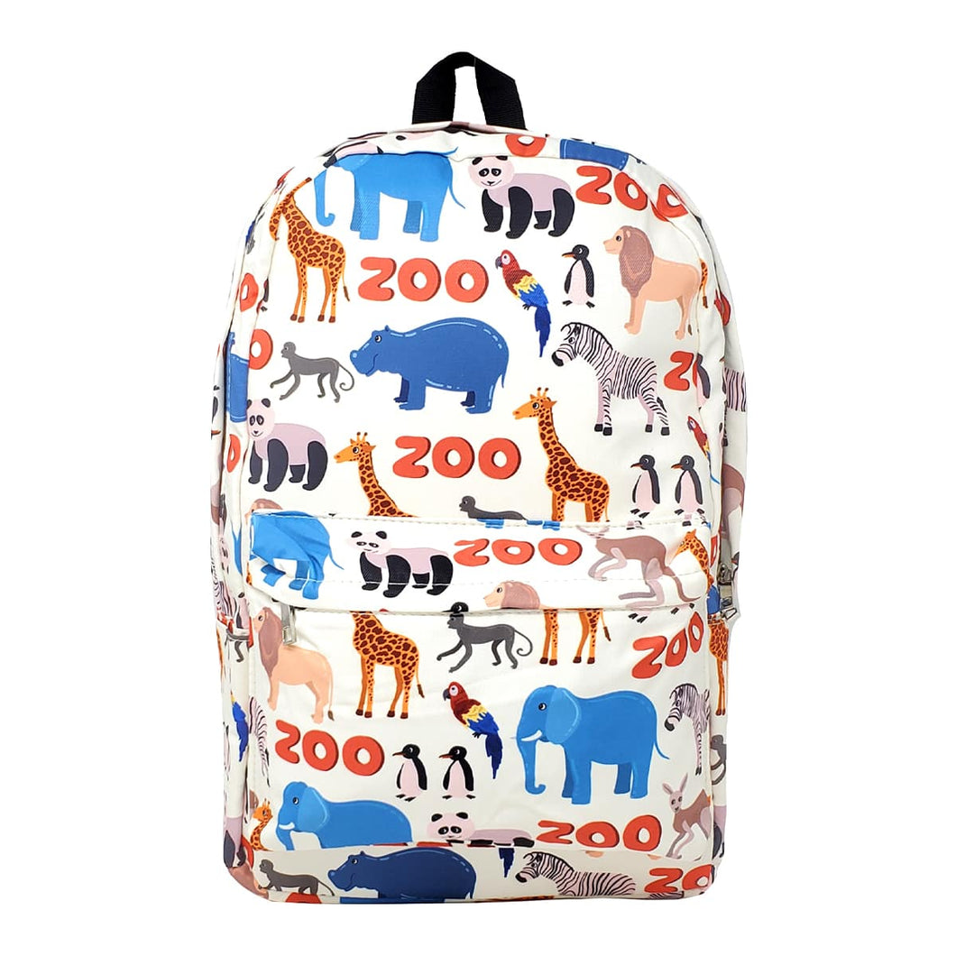 Zoo Animals Backpack | Pakapalooza