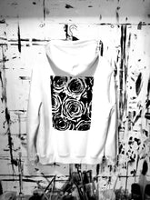 Load image into Gallery viewer, ROSES IN Bb (Flat BLK) WHT Hood
