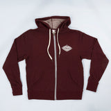 UNISEX ZIP-UP SUMMER HOODIE - Michel Junod Surfboards