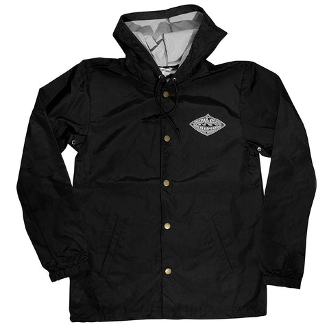 WATER RESISTANT WINDBREAKER - Michel Junod Surfboards