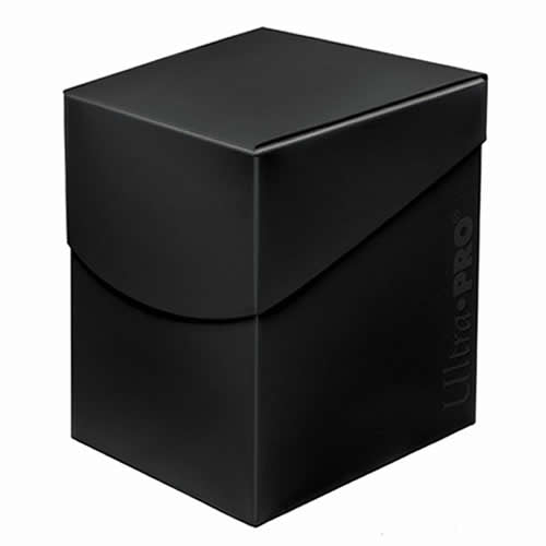 Ultra Pro Eclipse Pro 100+ Deck Box: Jet Black