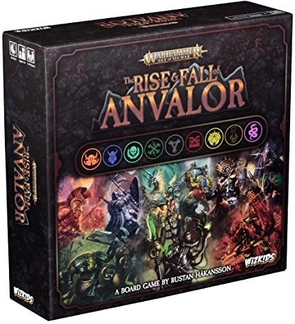 Warhammer Age of Sigmar: The Rise of Anvalor