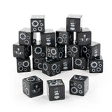Iron Hands Dice Set