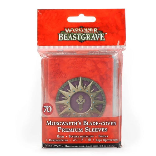 Morgwaeth's Blade-Coven Premium Sleeves