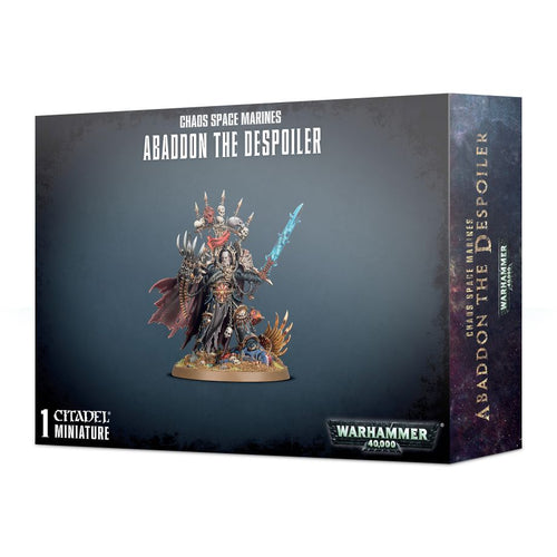 Abaddon The Despoiler Box