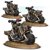 Chaos Space Marine Chaos Bikers
