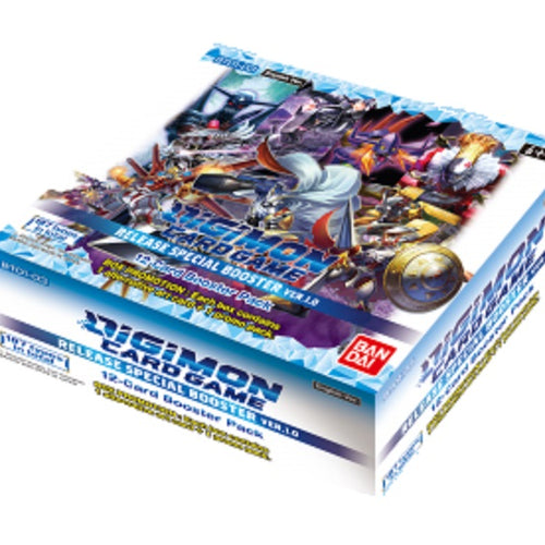 Digimon TCG: Special Booster Display 1.0