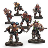 Goliath Stimmers and Forge-born