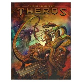 Mythic Odesseys of Theros: Alternate Cover