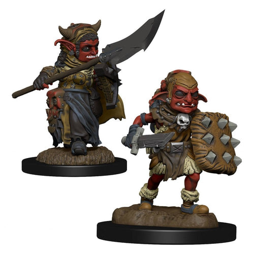 Wizkids Wardlings: Goblins (Male & Female)