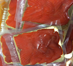 Sockeye Lox (10 - 85g packs) ($4.75 per pack)