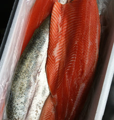 Frozen Steelhead Fillets ($7.95lb)