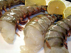 Super Colossal Prawns 2/4 ($23.95/lb) (IQF)