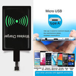 ( Factory Outlet!! 40% OFF ) SALE!! Universal Wireless Charging Receiver