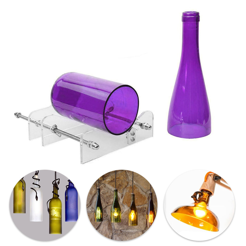 (Limited time-20% off )Glass bottle cutter tool for DIY