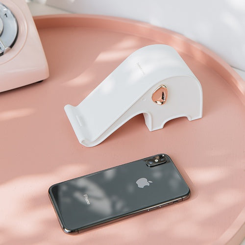 (HOT SALE)Elephant QI Wireless Charger Base