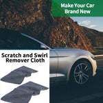 2019 Car Paint Scratch Repair Cloth (50% OFF)