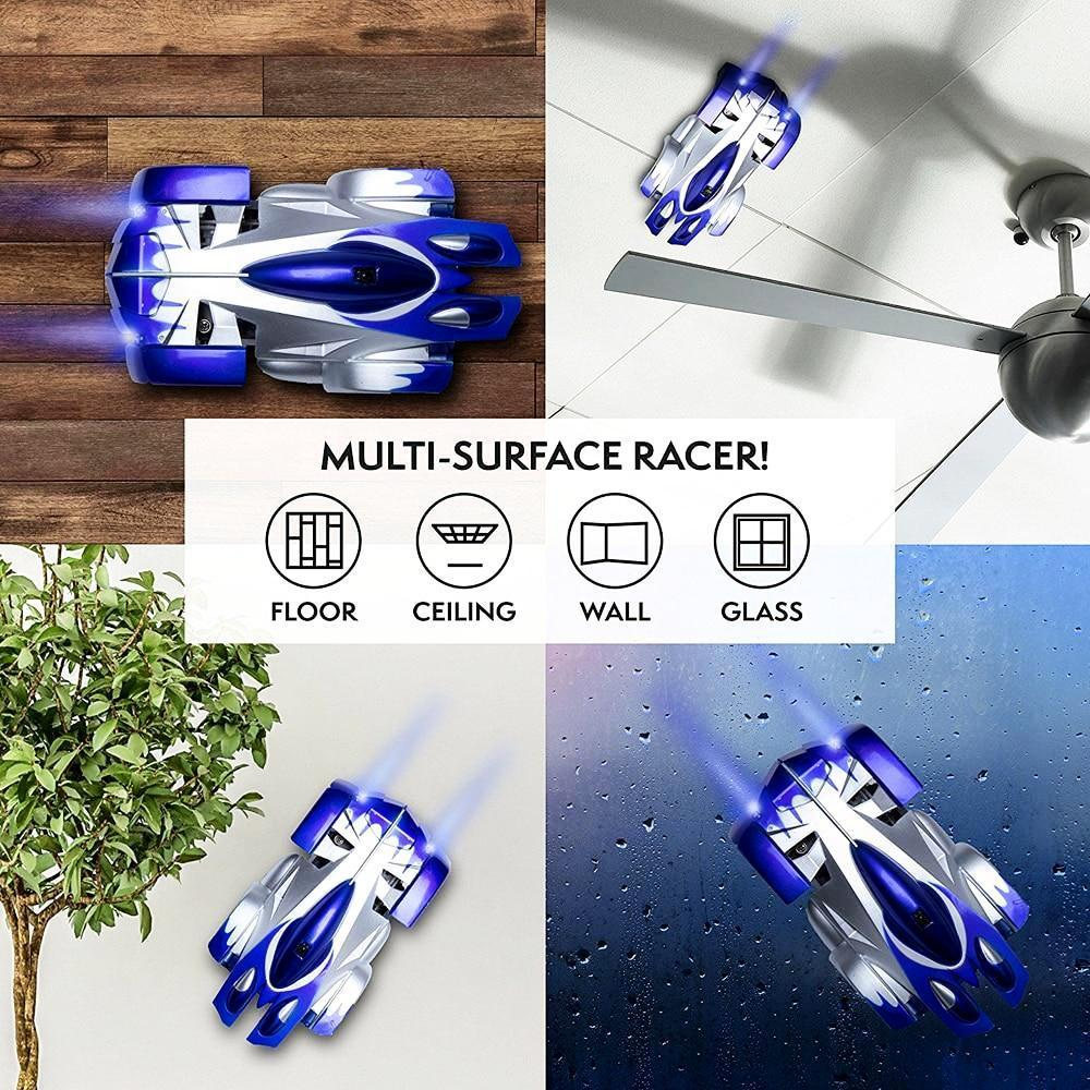 Free Shipping--Gravity Defying RC Car