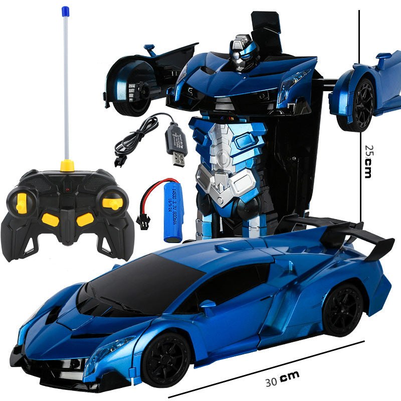 (Limited time 50% off and two free shipping )-Gesture Sensing Transformation Car Model