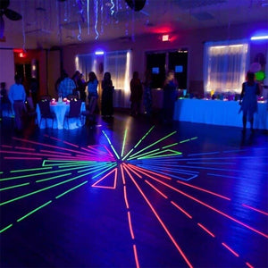 (BUY3 GET2 FREE)Creative Luminous Tape Safety Stage Home Decoration