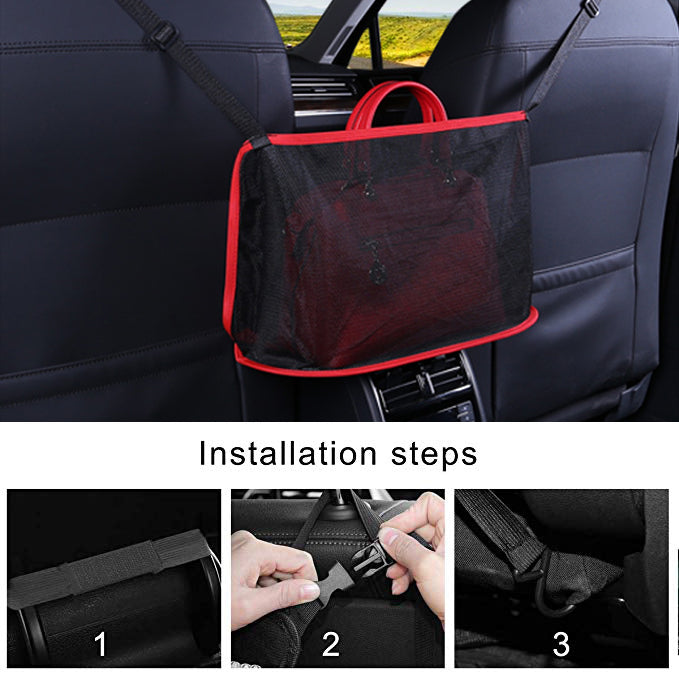 (50% OFF)Car Back Seat Organiser