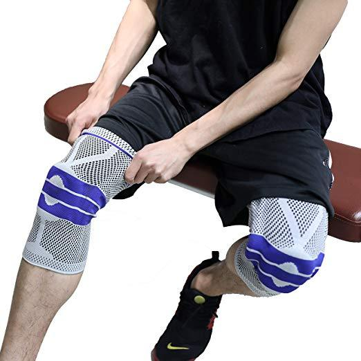 [Give Knee Support] Super Knee Brace Compression Sleeves