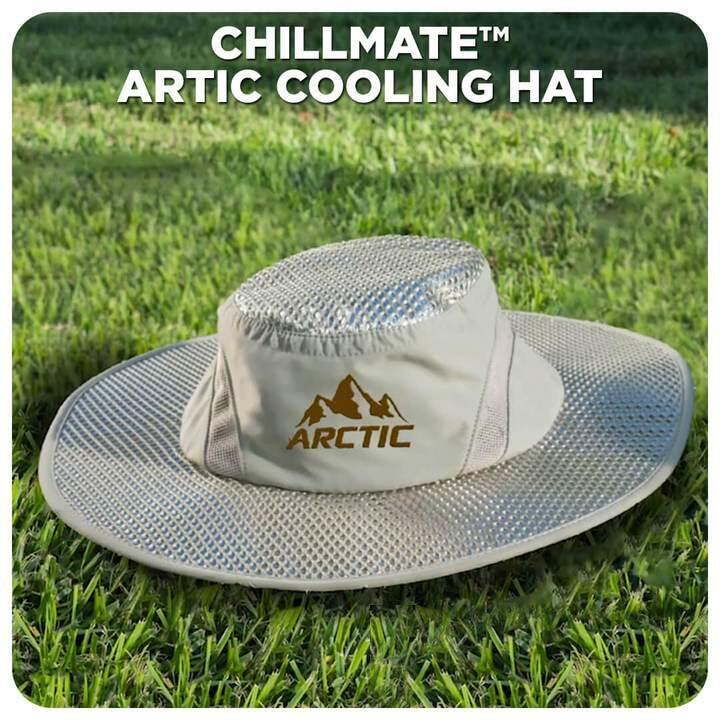 ChillMate™ Artic Cooling Hat