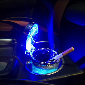 (50% OFF)Portable LED Car Ashtray