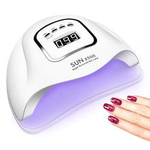 "Load image into Gallery viewer, alt=""UV Nail Lamp LED Nail Dryer"""