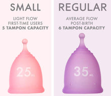 Load image into Gallery viewer, Anytime Menstrual Cup, Reusable Period Cup