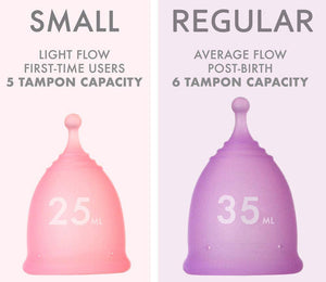 Anytime Menstrual Cup, Reusable Period Cup