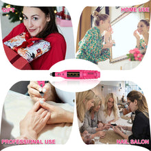 Load image into Gallery viewer, NailsPro™ Professional Nail Drill Electric Manicure & Pedicure Kit