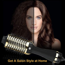 "Load image into Gallery viewer, alt=""sysbow hair blow dryer brush"""