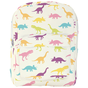Dinosaur Pattern Backpack