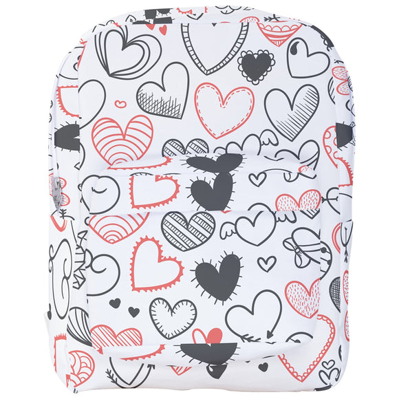 Heart Doodles Backpack