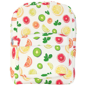 Fruit Slices Pattern Backpack