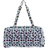 Colorful Leopard Print Getting Organized Bag