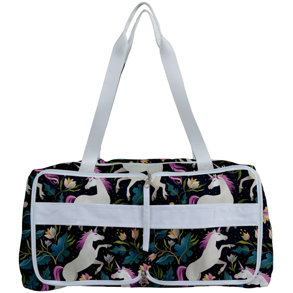 Unicorns Pattern Getting Organized Bag