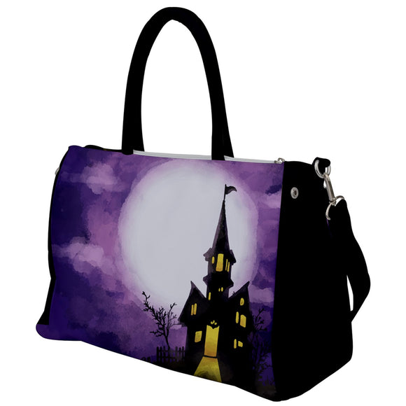 Haunted House Travel Bag