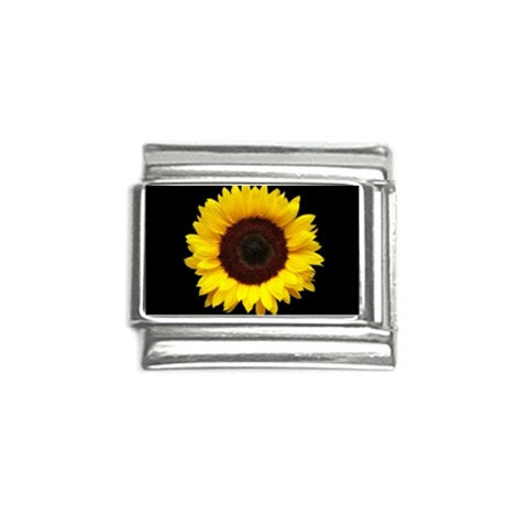 Sunflower Italian Charm (9mm)