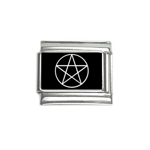 Pentacle Italian Charm (9mm)
