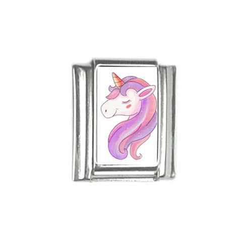 Unicorn Italian Charm (9mm)