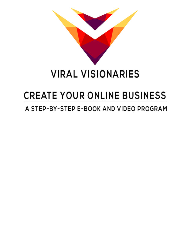Create Your Online Business eBook