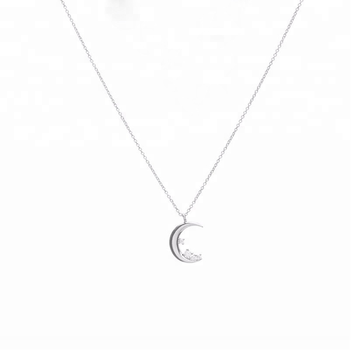 Regeneration Moon Pendant