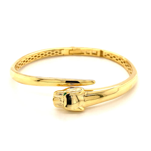 Gaurdian Panther Bangle