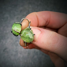 Load image into Gallery viewer, Theia Earring: Peridot